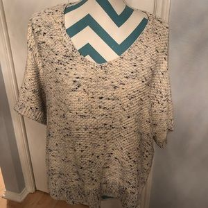 Short sleeve sweater Loft